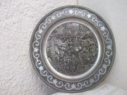 Zinnteller SKS 95 Zinn