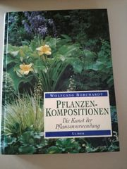 Gartenbuch Pflanzen Kompositionen