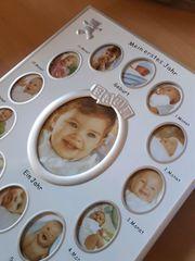 2 x Baby Bilderrahmen - neu