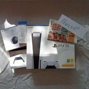 PlayStation 5 mit Zubehör neu
