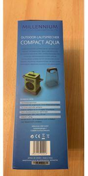 Outdoor Lautsprecher Compact Aqua