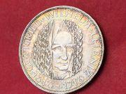 BRD 28 Gedenkmünzen Silber von