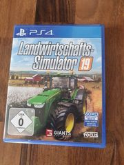 Lamdwirtschafts-Simulator 19 Playstation 4