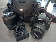 Canon EOS600 D