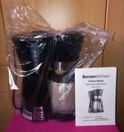 Kaffemaschine Bonsenkitchen CM8761 Original Verpackt