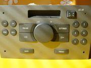 Opel Autoradio - Blaupunkt Autoradio CC20