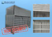 10x Bauzaun High Security 23