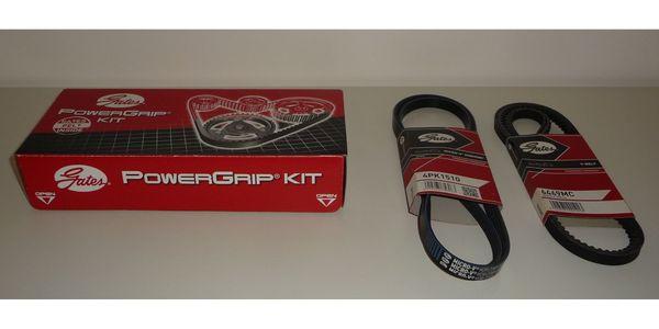 Zahnriemensatz GATES PowerGrip Kit K015572XS