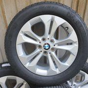 4x Alu-Winterräder orig BMW X1