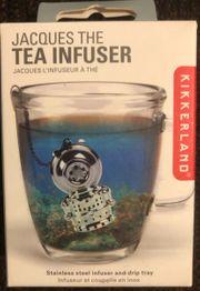 Jacques The Tea Infuser v KIKKERLAND