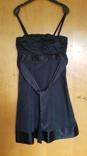 Cocktailkleid schwarz Esprit Größe 36