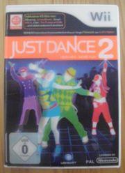 WII Spiel Just Dance 2