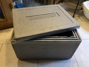 Styroporbox für Frostfutter