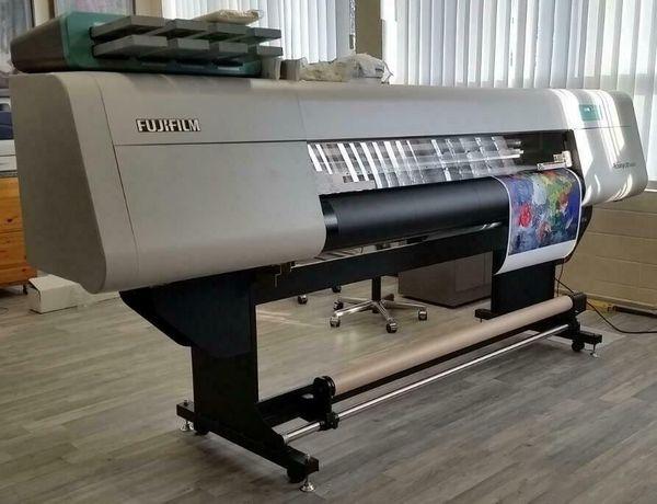 Fujifilm Acuity LED 1600 Hybriddrucker