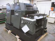 Heidelberg Printmaster GTO 52-2 Offsetdruckmaschine