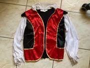Kostüm Pirat Gr 140