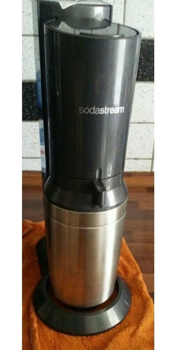 sodastream 1 glaskaraffe Neu