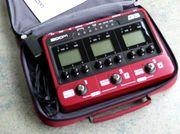 ZOOM B3 E-Bass Effektgerät Multieffektgerät
