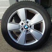 4 BMW Felgen mit Zugabe