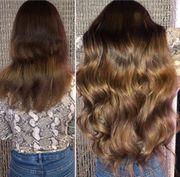 Mobile Haarverlängerung und Haarverdichtung