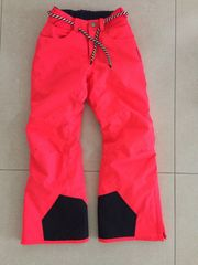 Skihose Snowboardhose Brunotti leuchtend rot