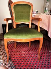 Armlehnstuhl für Schreibsekretär Schreibtisch Leseecke