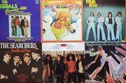ROCK POP-LPs GB USA Schallplatten