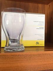 Kristall Gläser 6 Stück