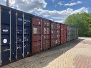 Günstige Lagerfläche in eigenen Containern -