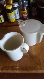 Tupper Milch
