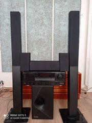 Sherwood AVR Heim-Kino 500 watt