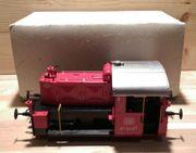 Wilgro Spur 1 Diesellok KÖF