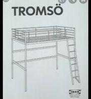 Ikea Metallbett