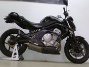 Kawasaki ER6n schwarz 72 PS