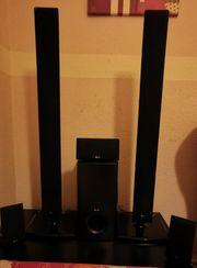 Heimkino Lautsprecherboxen von LG ohne
