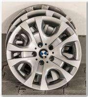 4 Stahlfelgen für BMW mit