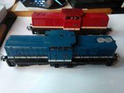 Verkaufe Dieselloks V100 001 blau