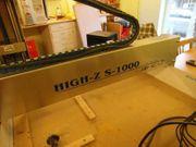 CNC Fräse High Z S1000