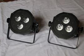 PA, Licht, Boxen - ADJ Mega QA PAR38 LED