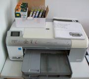 HP Drucker Photosmart D 5460