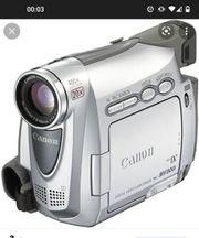 kamera video camcorder set canon