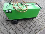 Remko PGT 100 Gasheizung Hallenheizung