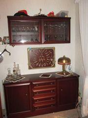 Sideboard 2 Stck und Hängeschrank