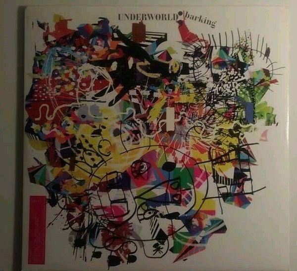 2 x 12in Vinyl Underworld -