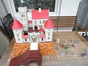 Ritterburg mit Figuren