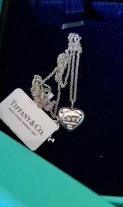 Tiffany Co Kette 925er Silber