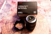 Sigma Objektiv für Canon 18-250mm