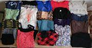 22 teiliges Damenbekleidungspaket XS-S