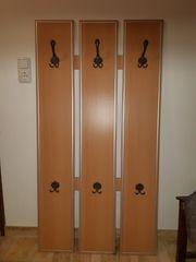 Garderobe für Werkstatt Keller oder