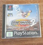 Tony Hawk Pro Skater2